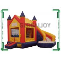 Buy cheap Large Inflatable Obstacle Course Bounce House For Adults And Kids from wholesalers