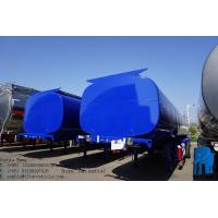 Buy cheap 32000 liters Fuel Tanker Trailer for sale  | Titan Vehicle from wholesalers