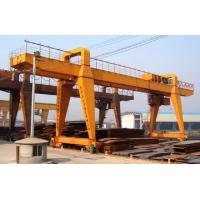 Buy cheap MG Double Beam Gantry Crane Heavy Duty With ABB SEW Motor For Lifting Cargo from wholesalers
