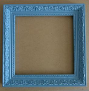 Buy cheap blue cheaper mirror frame,antique wall mirror frame product