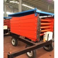 Buy cheap Easy Operated Elevating Platform from wholesalers