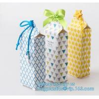Buy cheap Guess paper bags manufacturer/paper bag supplier,Low cost new style fashion carrier shopping paper bag wholesale BAGEASE from wholesalers