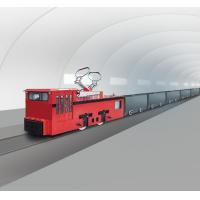 Buy cheap 7 Ton Trolley mine locomotive frequency conversion from wholesalers
