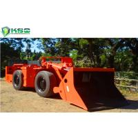 Buy cheap Central Articulated Mining Underground LHD Machines With Deuetz / CUMMINS Engine from wholesalers