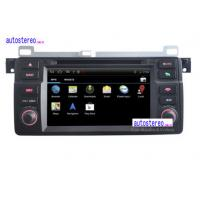 Buy cheap 3G WiFi 6.2'' Android 4.0 Car Stereo GPS Headunit for BMW 3 Series E46 M3 1998 - 2006 from wholesalers