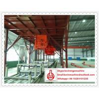 Buy cheap Pre - Mixing Process Sheet Roll Forming Machine , GB8041 Sandwich Panel Machine from wholesalers