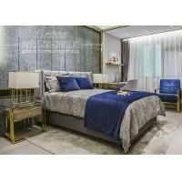 Buy cheap Star Hotel Bedroom Set with Modern Design And OEM service from wholesalers