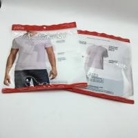 Buy cheap Retail Product Packaging Clear Polythene Mailing Bags , Small Flap Lock Poly Bags from wholesalers