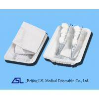 Buy cheap Disposable Wound Dressing Pack product