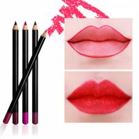 Buy cheap Muti - Colored Lip Makeup Products Lipliner Waterproof Suit For Party Makeup product