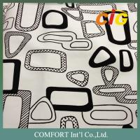 Buy cheap Anti Resist Flock PU Synthetic Leather For Sofa With 140cm Width 1.0mm Thickness product