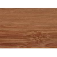 Buy cheap 5.0mm Thickness Commercial Wood PVC Loose Lay Vinyl Plank Flooring For Hotel / School from wholesalers