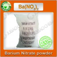 Buy cheap barium nitrate 99.3% for fireworks from wholesalers