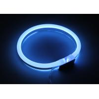 Buy cheap Anti UV IP65 Flexible Neon Rope , 8 Watt / Meter Led Neon Flex Rope Light from wholesalers