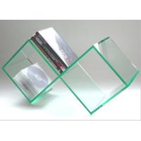 Buy cheap Number 8 Shape Acrylic Pop Display , Glass Color CD Display Holder product