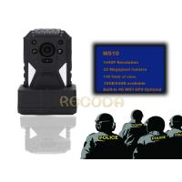 Buy cheap M510 4G / 3G GPS Wearable Video Camera Support On Live Monitoring from wholesalers