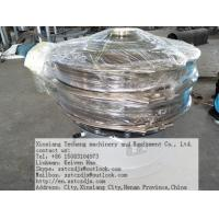 Buy cheap ceramics slurry vibrating screen for solid-liquid separation from wholesalers