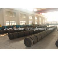 Buy cheap Light Weight Cylindrical Rubber Fenders Bow And Stern High Abrasion Resistance from wholesalers