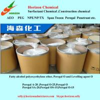 Buy cheap White solid flake Emulsifier O Series/peregal O from wholesalers