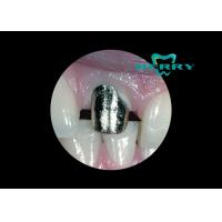Buy cheap PFM In Dentistry No Any Poisonous Side Effect Pure Titanium Dental Post and Core from wholesalers
