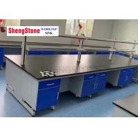 Buy cheap CE / SGS Epoxy Resin Island Countertop In Research Room Of Durability College product