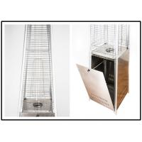 Buy cheap Portable Stainless Steel Glass Tube Patio Heater With Piezo Electronic Ignition from wholesalers