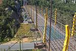 Buy cheap high quality eco friendly stainless steel wire rope mesh for protection fence from wholesalers