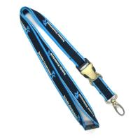 Buy cheap Safety Breakaway Reflective Neck Lanyard With Silk Printing Logo from wholesalers