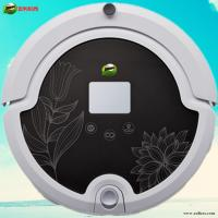 Buy cheap humanized design low noise air purification mini vacuum cleaner robot aspiradoras swivel sweeper dust collector mop from wholesalers