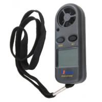 Buy cheap Anemometer SP-0816 with wind speed & temperature measurement, wind chill indication from wholesalers