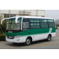 Buy cheap 30 Seats Mini Van Bus Diesel Rear Engine Double - Leaf Foldable Door from wholesalers