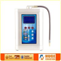 Buy cheap Pure / Alkaline Water Ionizer Portable In black Or White , CE RoHS Approved from wholesalers