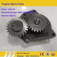 Buy cheap brand new lube oil pump , 3948072,  3966840,  Cummins engine parts for 6 CTA Cummins engine from wholesalers
