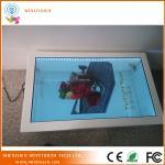 Buy cheap transparent screen transparent projection screen flexible transparent screen from wholesalers