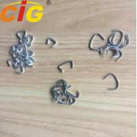 Buy cheap Steel Hog Rings C Ring Staples Match With Plier For Car Seat And Furniture Use product