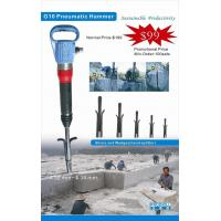 Buy cheap G10 Pneumatic Hammer drill for splitting and cutting from wholesalers
