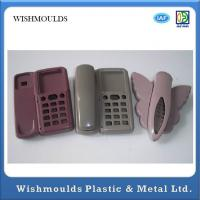 Buy cheap Single / Multi Cavity Phone Mould Plastic Rapid Cnc Prototyping Service from wholesalers