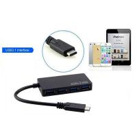 Buy cheap USB3.0 4 Ports HUB:3UH1 from wholesalers