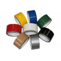 Buy cheap Heavy Duty Strong Packing Colored Custom Adhesive Cloth Duct Tape from wholesalers