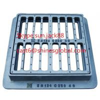 Buy cheap Ductie Iron Grids/EN124 Manhole Cover/Cast Iron Grates from wholesalers
