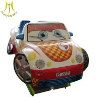 Buy cheap Hansel   Swing Bus Funny Racing Car Amusement Kiddie Rides coin operated from wholesalers