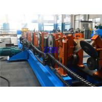 Buy cheap Single Station C Z U Channel 400H Steel Roll Forming Machine 2-8 Ton product