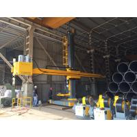 Buy cheap Automatic Pressure Vessel Welding Column Boom 3.5KW Moving Revolve Type from wholesalers
