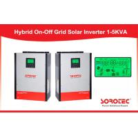Buy cheap Multiple operation modes Solar Panel Inverter built - in MPPT solar controller from wholesalers
