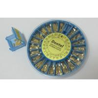 Buy cheap Denta Endo Files/Dental Screw Post Golden Plated 240pcs from wholesalers