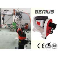 Buy cheap Low Spatter MIG Welding Manipulator , Manual Welding Positioner With Digital Source from wholesalers
