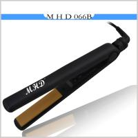 Buy cheap 2014 New and top quality flat iron hair straightener and ceramic hair straightener from wholesalers
