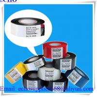 Buy cheap 2017 Free Sample black 30mm*100mm  FC3  hot stamping foil ribbon from wholesalers