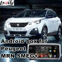 Buy cheap Android Car Gps Navigation Box & Video Interface For 2016 Peugeot 3008 5008 With Youtube Waze Rear View Etc from Wholesalers