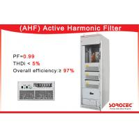 Buy cheap 35A/50A/60A 400V/690V Electrical Harmonic Filter APF with Touch Screen Module Display Interface product